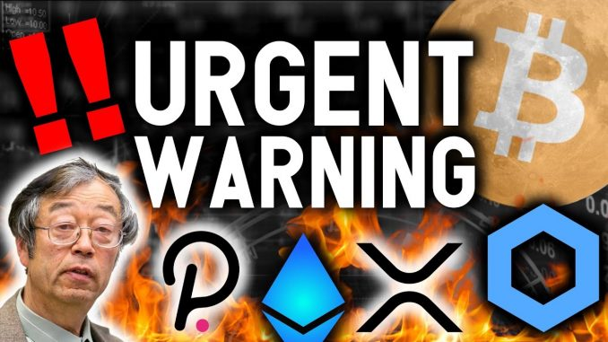 URGENT WARNING! LEARN TO TAKE PROFITS OR YOU WILL LOSE ALL YOUR MONEY! Watch this now