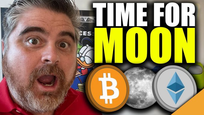 Biggest News EVER For Bitcoin & Ethereum!! (All HODLERS Must Watch)
