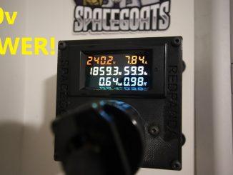 Crypto Mining Garage 240v 30a TESTING!