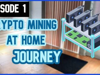 Deciding Where To Put The Mining Rigs - First Look | #CryptoMiningAtHome