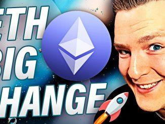 ETHEREUM $3,000 RAMPAGE!! Big Changes Coming [BULLISH] Ivan on Tech Explains