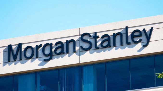 Global Investment Bank Morgan Stanley Launches Dedicated Cryptocurrency Research Team