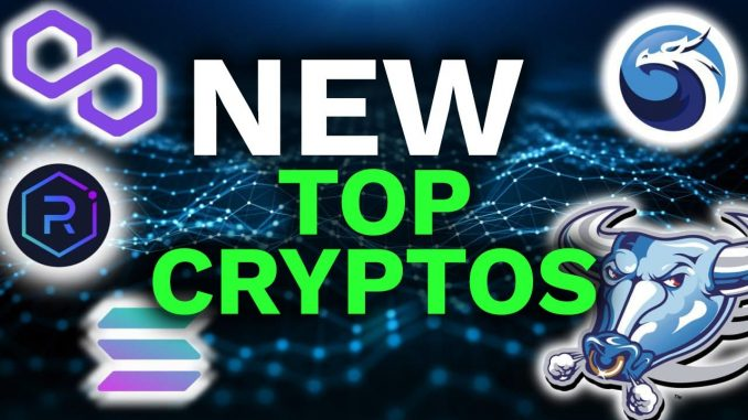NEW TOP 10 CRYPTOS INCOMING? THESE ALTCOINS MIGHT BE MASSIVELY UNDERVALUED