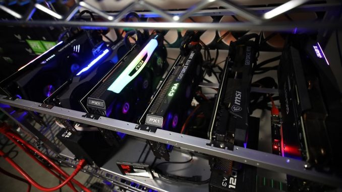 The State of Ethereum Mining March 2021