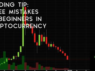Trading Tip #12: Three Mistakes of Beginners in Cryptocurrency