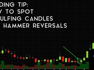 Trading Tip #13: How to Spot Engulfing Candles and Hammer Reversals