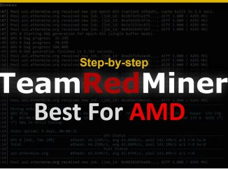 How To Use TeamRedMiner | Step-by-step Tutorial